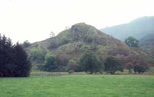 Dundurn hill fort, St Fillans