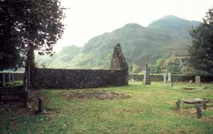 St Fillan's Chapel, St Fillans