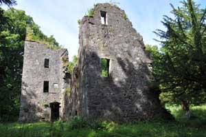 Finlarig Castle, Killin