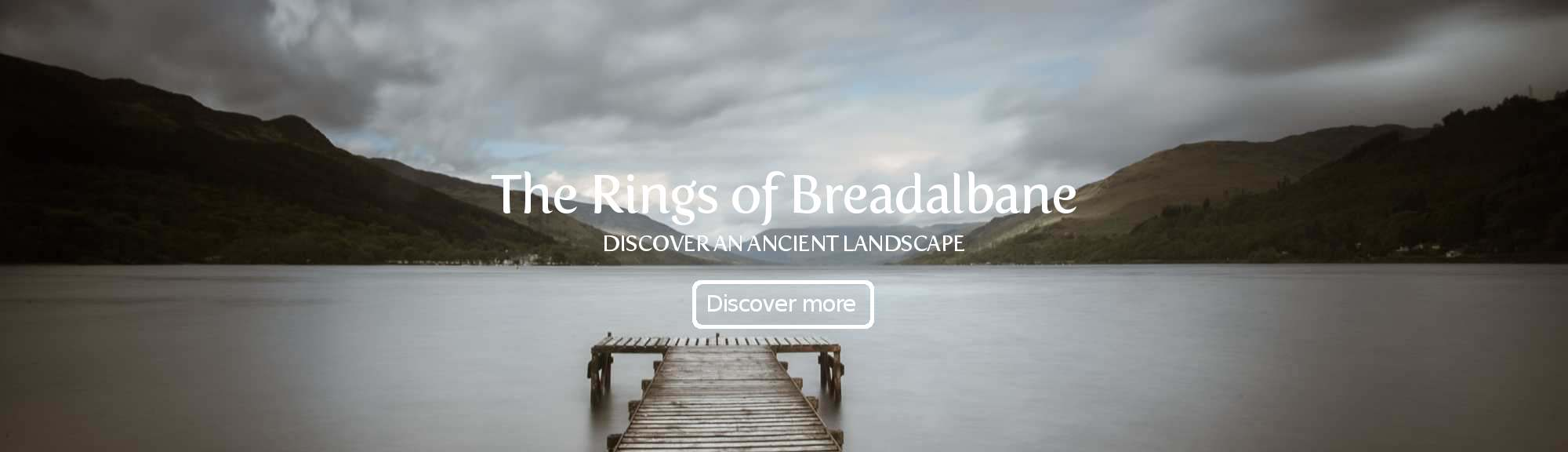 The Rings of Breadalbane walking and cycling routes